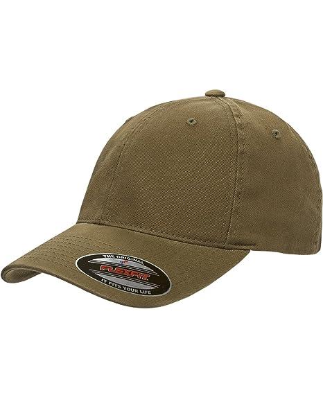 1350d975a93 Flexfit Low-Profile Vintage Cotton Tactical Cap at Amazon Men s ...