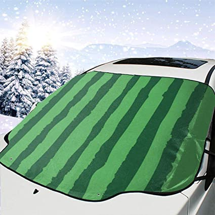 Green Tree  Camouflage Car Auto Sun Shade Front Windshield Window Visor