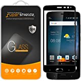 Supershieldz for ZTE Blade V8 Pro Tempered Glass Screen Protector, (Full Screen Coverage) 0.33mm, Anti Scratch, Bubble…