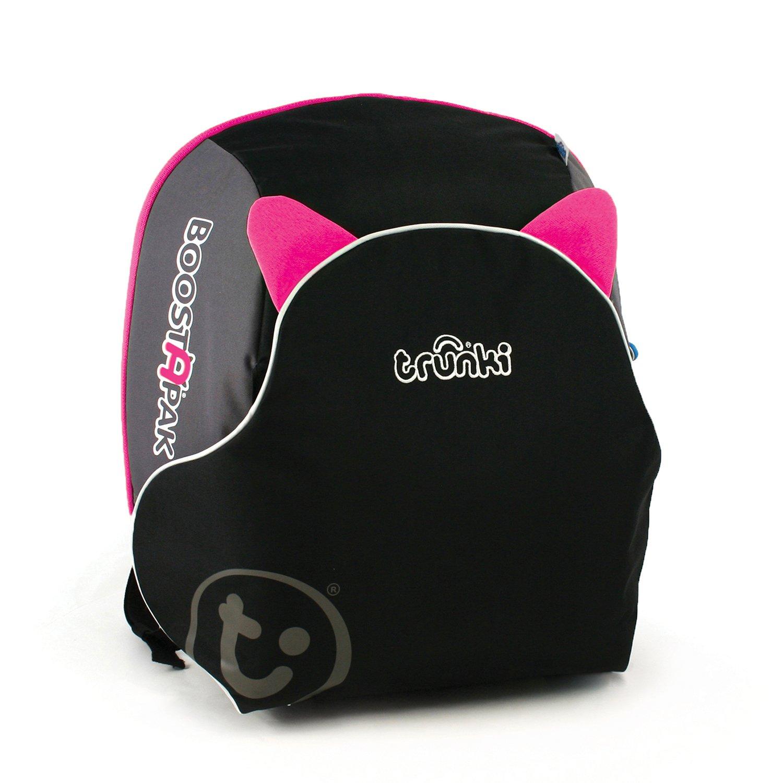 Kinderrucksack mit integriertem Kindersitz, »trunki® BOOSTAPAK®« Max. Belastbarkeit 36 kg Trunki BoostAPak pink KNORRTOYS.COM 0046