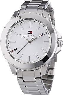 Tommy Hilfiger Watches KIMMIE - Reloj Analógico de Cuarzo para Mujer, correa de Acero…