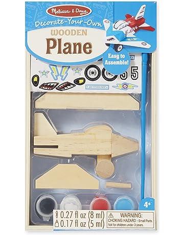 Amazon Com Wood Craft Kits Toys Games