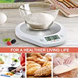 AccuWeight Digital Kitchen Scale Multifunction Food