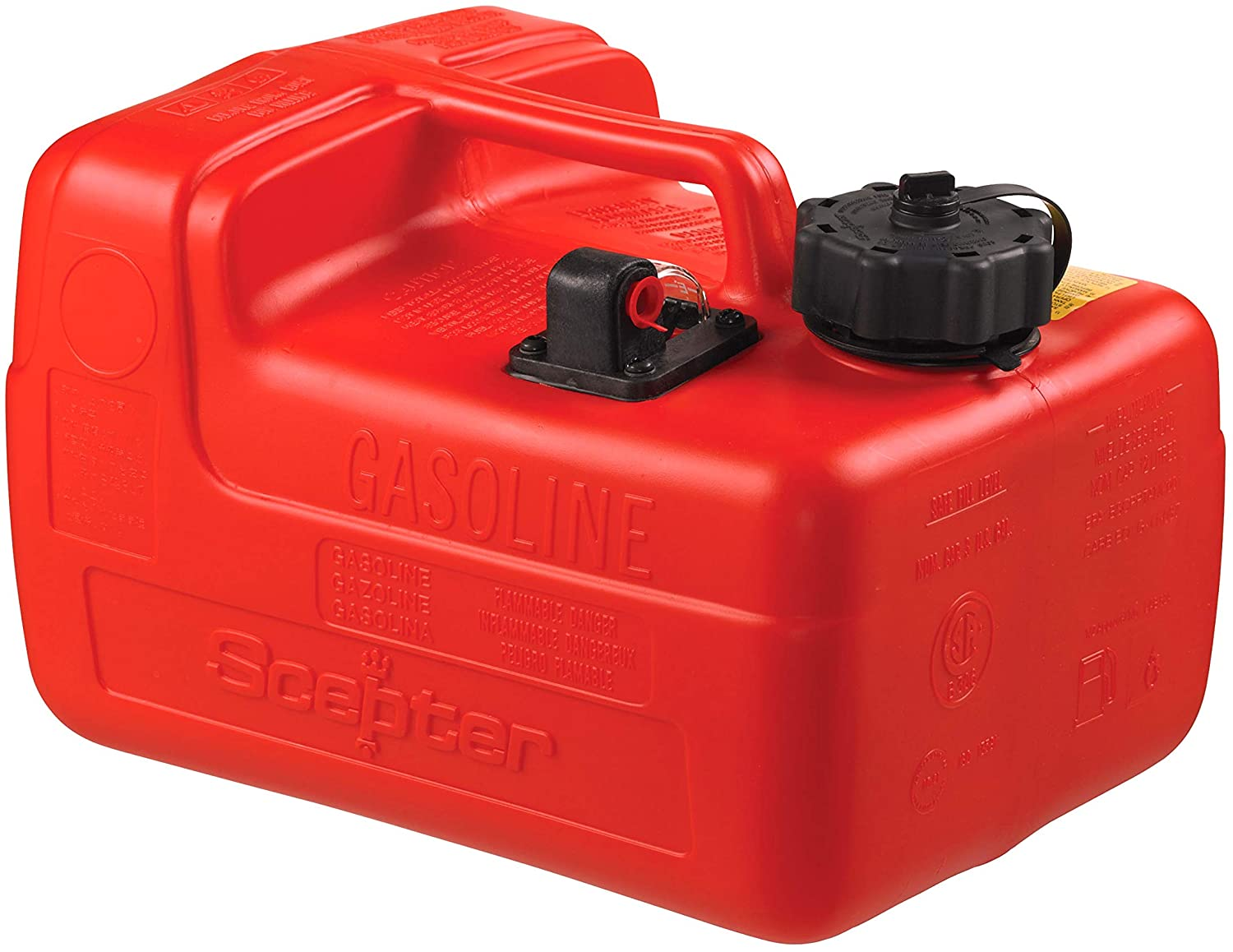 Scepter Marine OEM Portable Fuel Tank