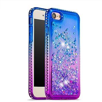 coque iphone 8 dégradé de couleur