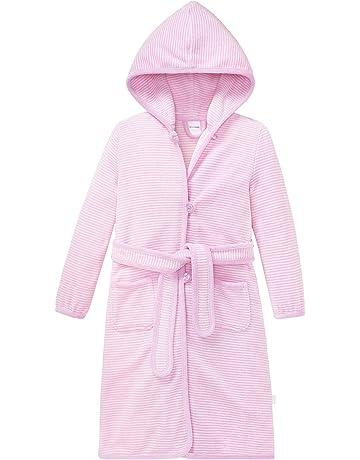 Playshoes Girls Hooded Fleece Strawberries Bathrobe. 5 · Schiesser Girl s  Bademantel Dressing Gown c929c1fd9