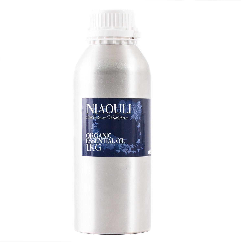 Mystic Moments | Niaouli Organic Essential Oil - 1Kg - 100% Pure B07CS5B42H