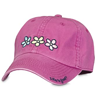 Life Is Good Damen Chill Cap, Fuchsia, One Size  Amazon.de  Sport ... de064dc280