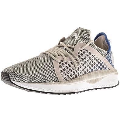0a877f6987af7e Mens Puma TSUGI Netfit Trainers Grey - 8 (42)  Amazon.co.uk  Shoes ...