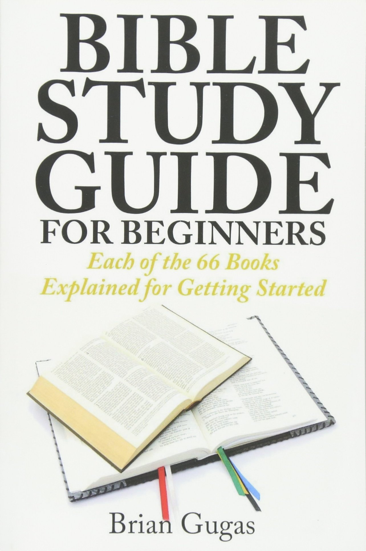 Bible Study Guide Beginners Explained product image