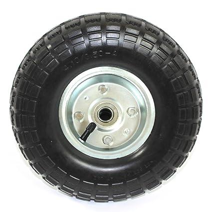 Accu-rueda + gastos de envío/aire-neumáticos rodamientos de bolas carretillas de