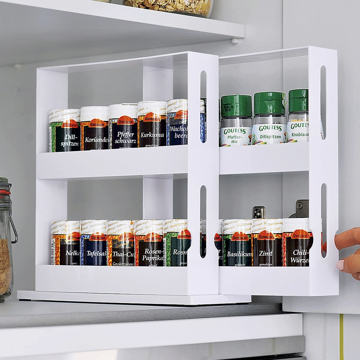 Gewürzregal: Amazon.de: Küche & Haushalt