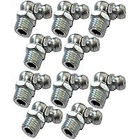 AERZETIX: 10x Engrasadores M8 8mm 90° de angulo