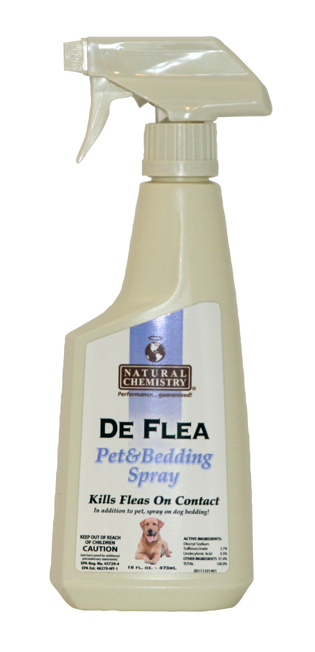 De Flea Pet and Bedding Spray - 24 oz.