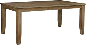 Standard Furniture Vintage, Honey Oak Dining Table, Brown