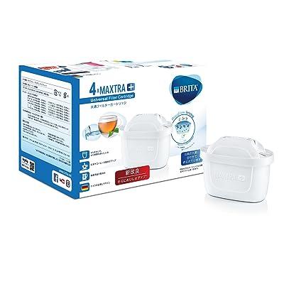 ブリタ 浄水器カートリッジ MAXTRA+ マクストラ プラス 4個 日本仕様・日本正規品