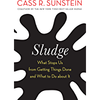 Sludge: What Stops Us from Getting Things Done and What to Do about It (English Edition)