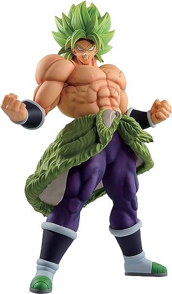 Super Saiyan Broly Figure Dragon Ball Z Broly Bandai Ichiban Kuji