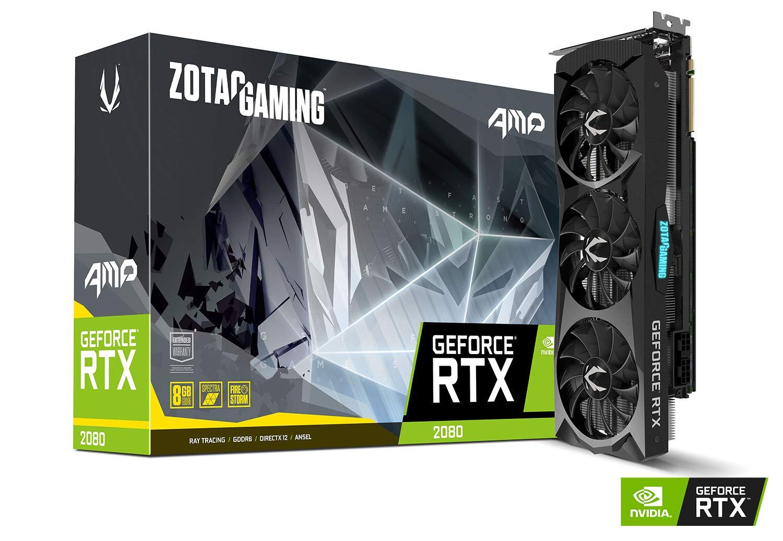 ZOTAC Gaming GeForce® RTX 2080 Tarjeta gráfica: Amazon.es ...