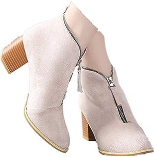 6b1a4f97038b Gyoume Winter Ankle Boots Leopard Zipper Sandals Boots Shoes Women Bootie  Short Sandals Boots Dress Shoes