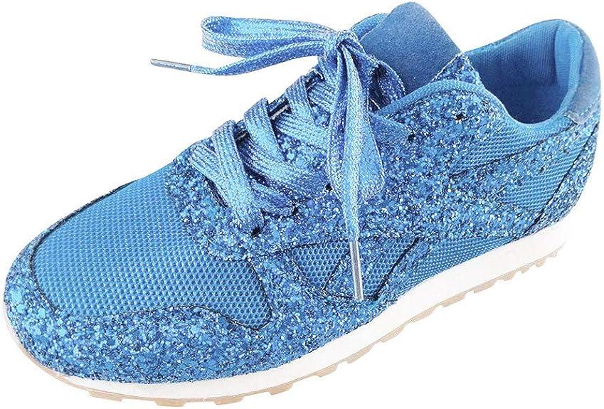 NPRADLA Mode Femmes Casual Chaussures 2020 Nouveau Lace Up