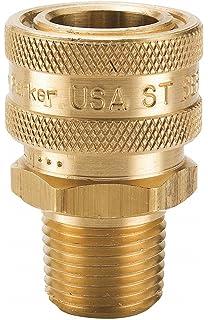 0.87 Hex 5//8 Size 7//8-18 Thread Midland 12-007 Zinc Chromate Steel Inverted Flare Nut 0.80 Length