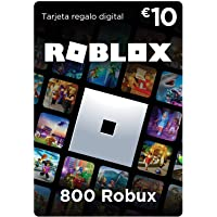 Tarjeta regalo de Roblox - 800 Robux [ordenador, móvil, tableta, Xbox One, Oculus Rift o HTC Vive]