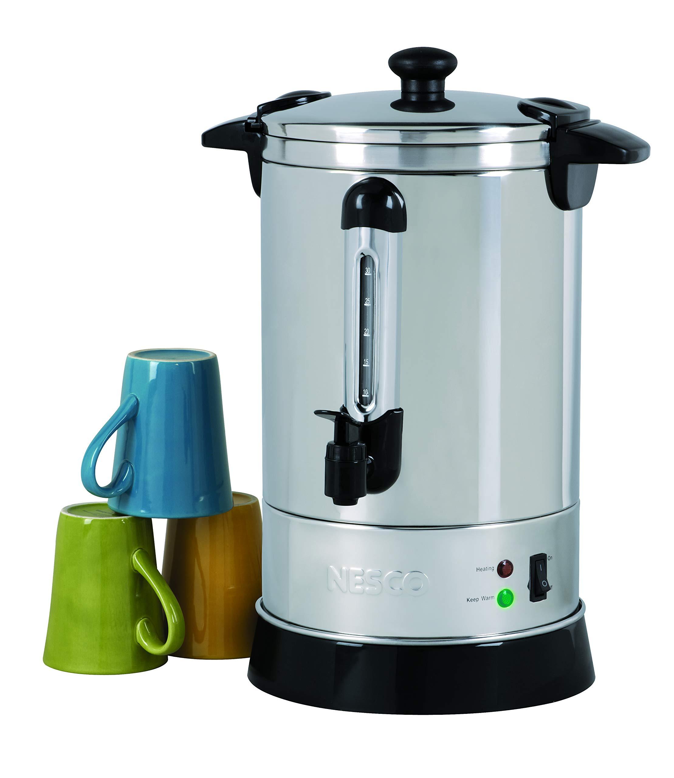 Nesco CU-30 Professional Coffee Urn Stainless Steel by Nesco (Image #7)