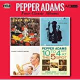 Four Classic Albums (Jazzmen Detroit/Critics` Choice/Pepper Adams Quintet/10 To 4 At The 5 Spot) /  Pepper Adams