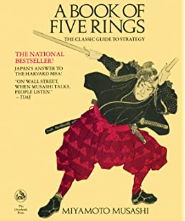 The book of five rings a classic text on the japanese way of the a book of five rings the classic guide to strategy fandeluxe Gallery