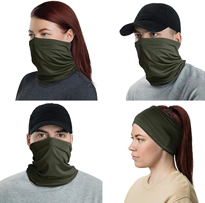 Unisex Multifunctional Headwear 3D Galaxy Print Bandana Wide Headband Men Women Balaclava Magic Neck Gaiter Tube Scarf Seamless Headgear Headwrap Neckwarmer Hairband