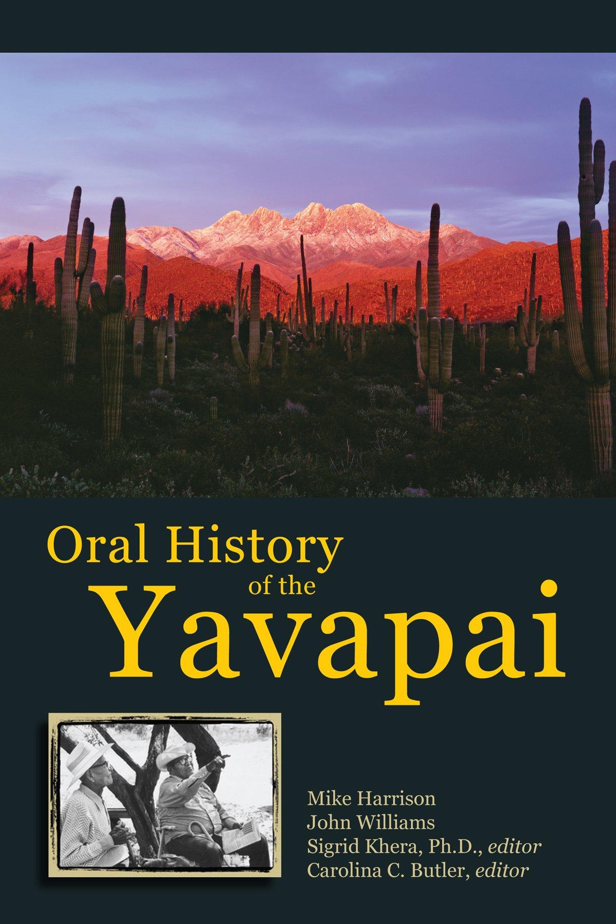 Oral History of the Yavapai pdf