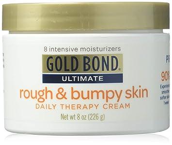 gold bond bumpy skin