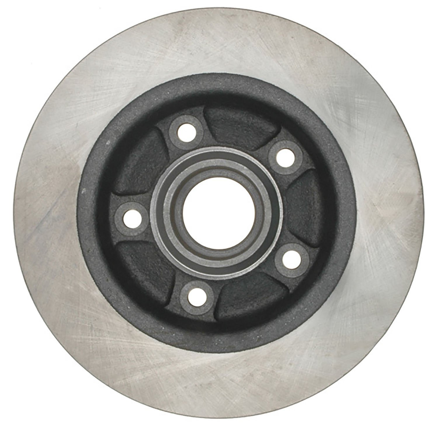 ACDelco 18A293A Advantage Non-Coated Rear Disc Brake Rotor and Hub Assembly