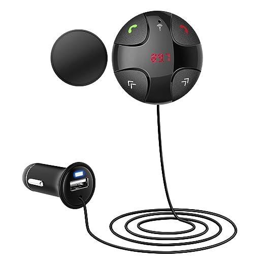 25 opinioni per Eximtrade Auto Magnetico Bluetooth Trasmettitore FM Mani Libere MP3 con