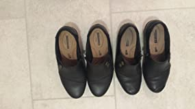 Same shoes are different width from this seller