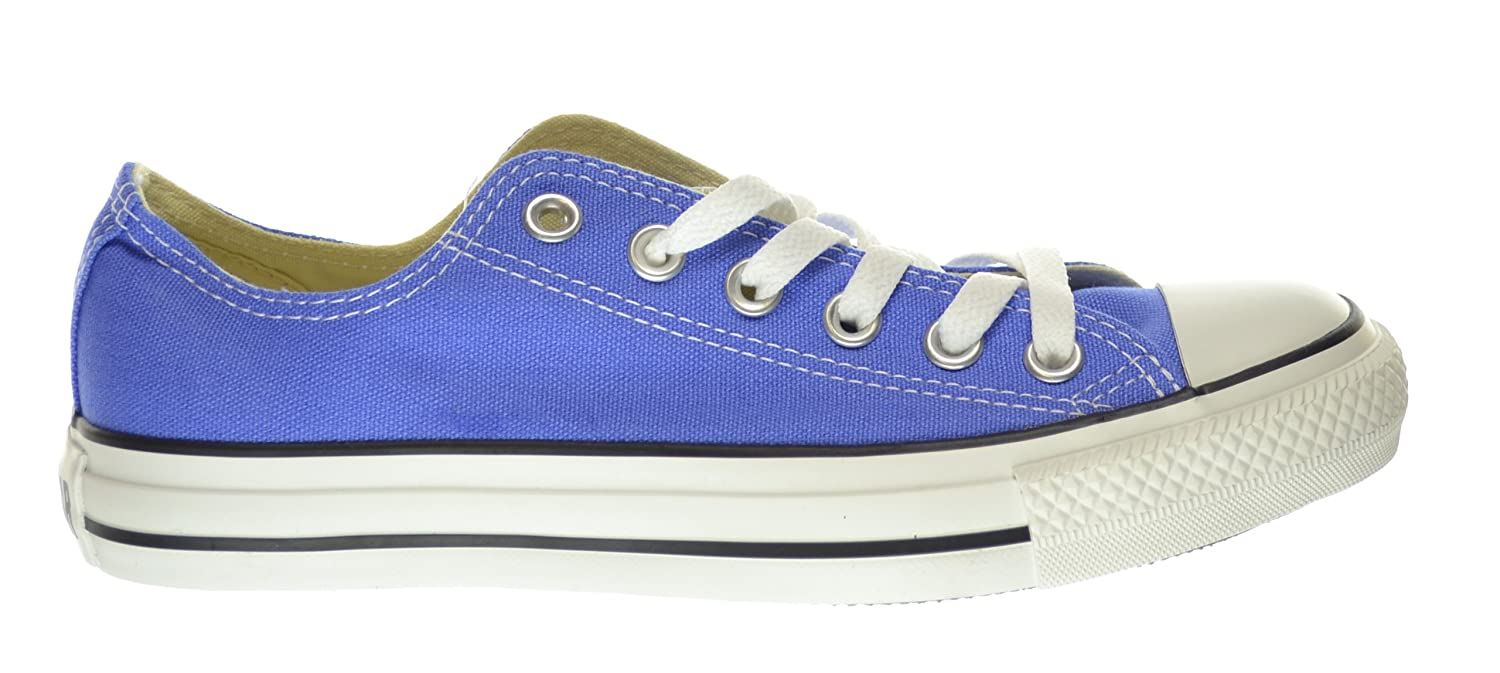 Converse Chuck Taylor All Star OX Low Top Boys Sneakers Baja Blue//White