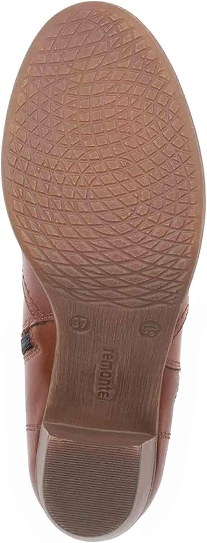 Remonte Stiefeletten in Übergrößen Braun R4674-22 große Damenschuhe