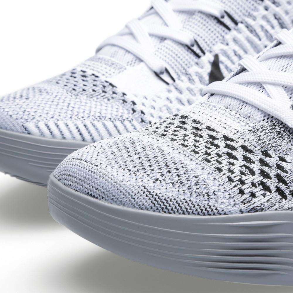 d9b38ea30835 NIKE Mens Kobe IX Elite Low Beethoven White Black-Wolf Grey Synthetic Size  13  Amazon.co.uk  Shoes   Bags