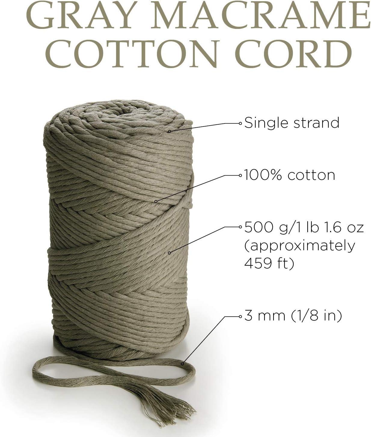 31-MIDNIGHT BLUE Macrame Cotton String 100/% Cotton Super Soft String 5mm Coloured Macrame String Single Twist 1kg