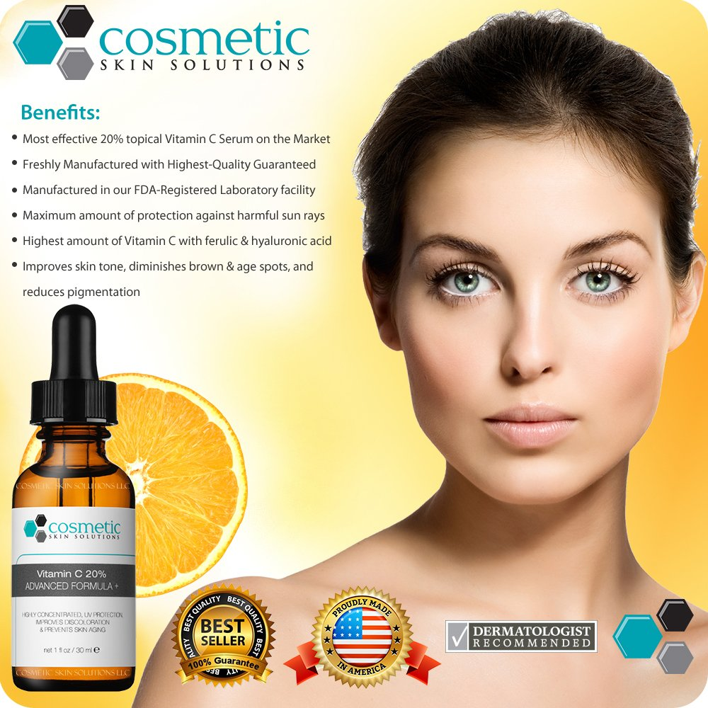 Amazon 1 best vitamin c 20 serum ferulic acid amazon 1 best vitamin c 20 serum ferulic acid hyaluronic acid for maximum anti aging 100 safe effective highly concentrated solution to solutioingenieria Images
