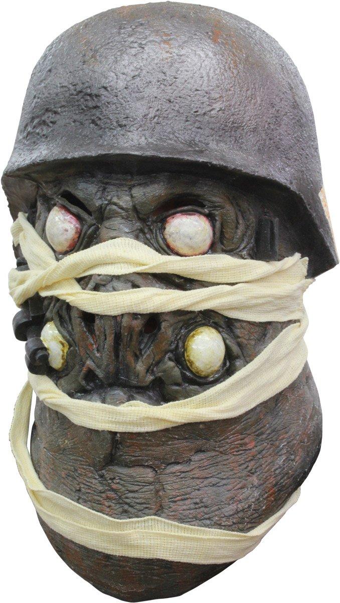 Generique - Frankensteins Army Maske - Zombot