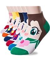 Dani's ChoiceDamen Socken, Tierdruck Einheitsgröße