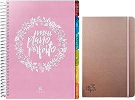 Meu Plano Perfeito + Bullet Journal (edição exclusiva Amazon)