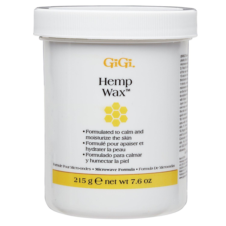 GiGi Hemp Microwave Wax, 7.6 oz. 0918