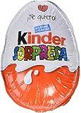 Kinder - Kinder Sorpresa - Huevo de chocolate - 20 g