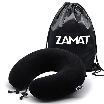 Amazon.com: ZAMAT - Almohada para cuello de viaje: Home ...