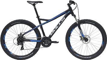 Bulls Sharptail 2019 MTB XC - Bicicleta de montaña para hombre (27,5 pulgadas, 24 velocidades), color azul, tamaño 51 cm: Amazon.es: Deportes y aire libre