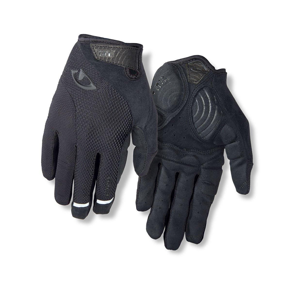 Giro Strade Dure LF Gloves Men schwarz 2019 Fahrradhandschuhe