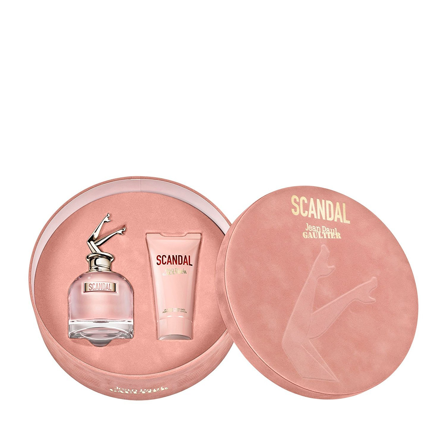 Jean Paul Gaultier Scandal Set (2.5 Eau De Parfum + 2.5 Body Lotion)